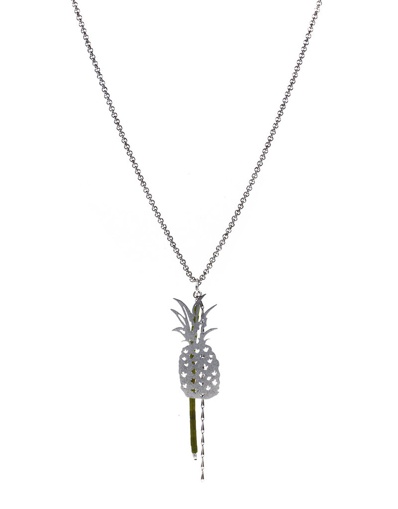 Rebels & Icons Necklace pineapple