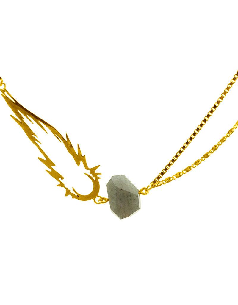 Rebels & Icons Short necklace comet