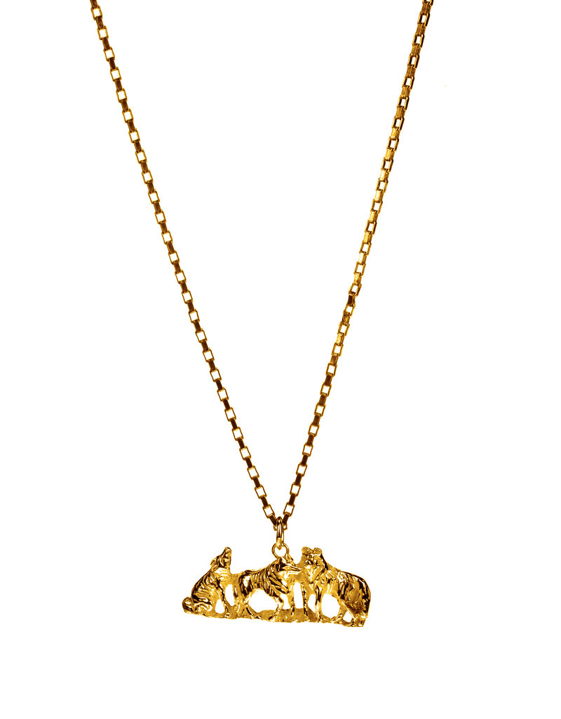 Heroes Necklace Join The Pack