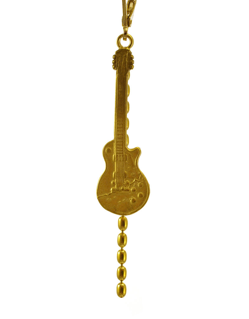 Rebels & Icons Oorbellen gitaar