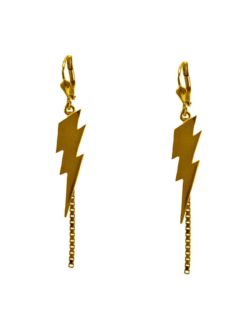 Rebels & Icons Leverbacks thunderbolt