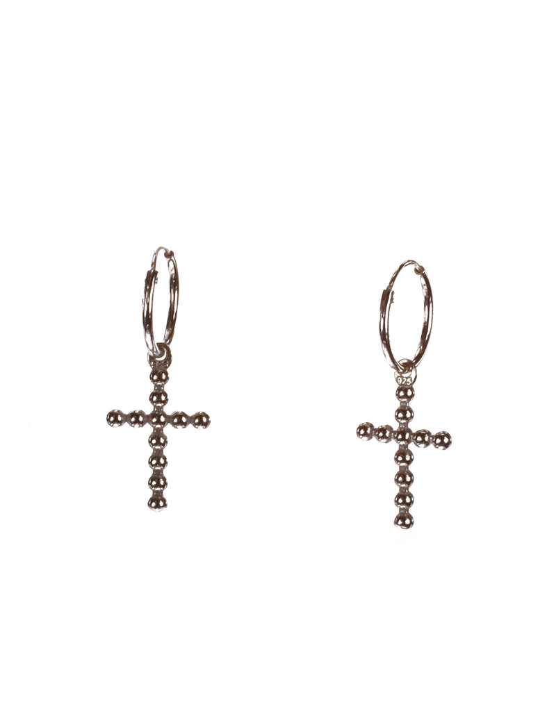 Heroes Earrings The cross