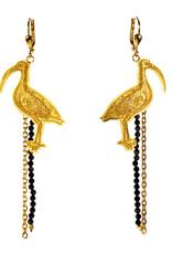 Rebels & Icons Earrings ibis