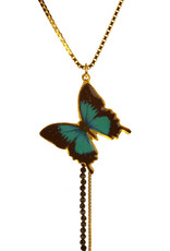 Rebels & Icons Necklace butterfly