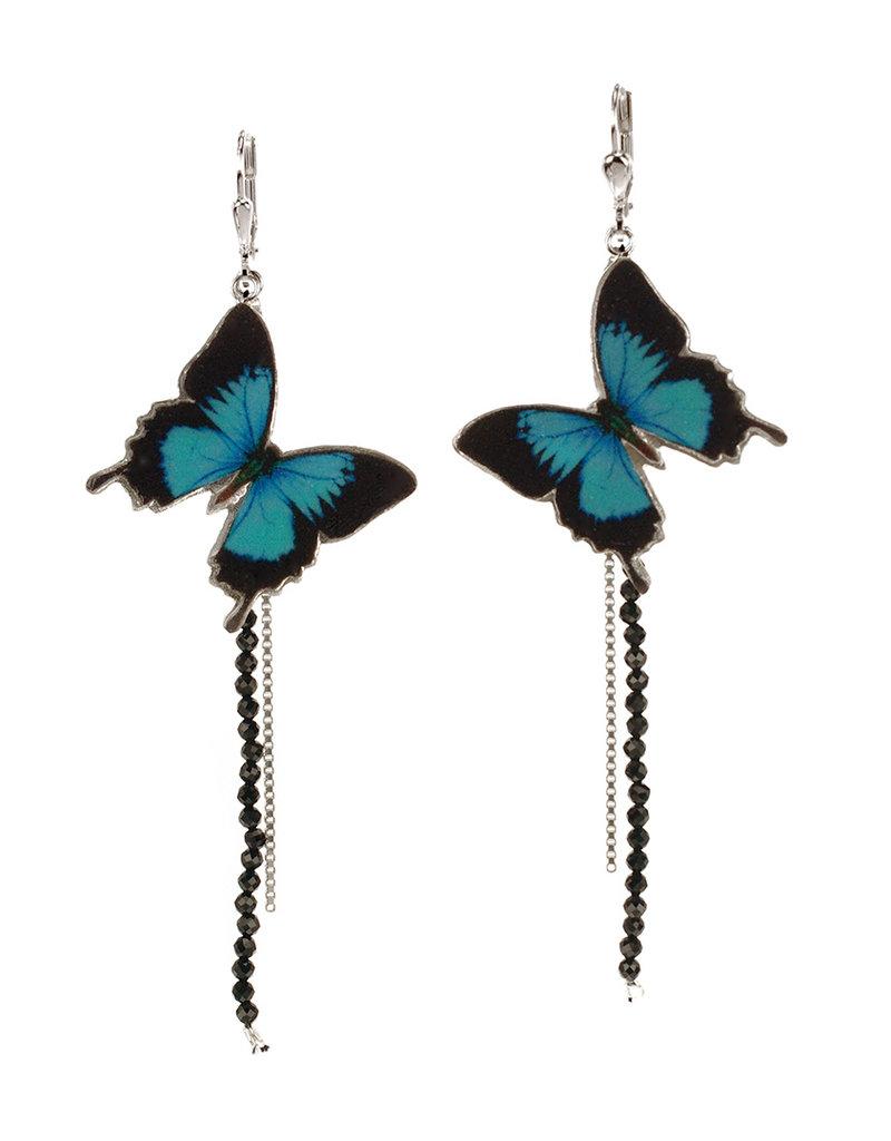 Rebels & Icons Earrings butterfly
