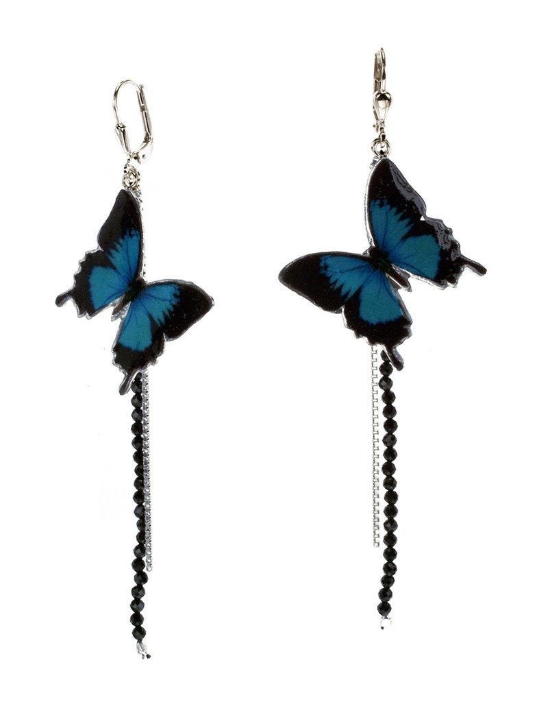 Rebels & Icons Oorbellen vlinder