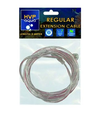 HVP aqua Extension cable regular (2 meter)