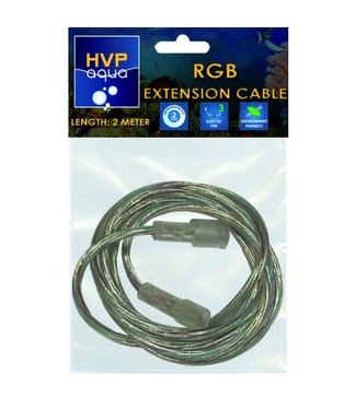 HVP aqua Extension cable RGB (2 meter)