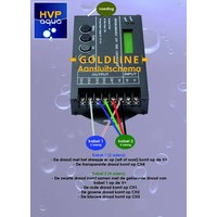 thumb-5 kanaals controller Programmeerbaar Aquarium LED-2