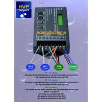 thumb-5 kanaals controller Programmeerbaar Aquarium LED-3
