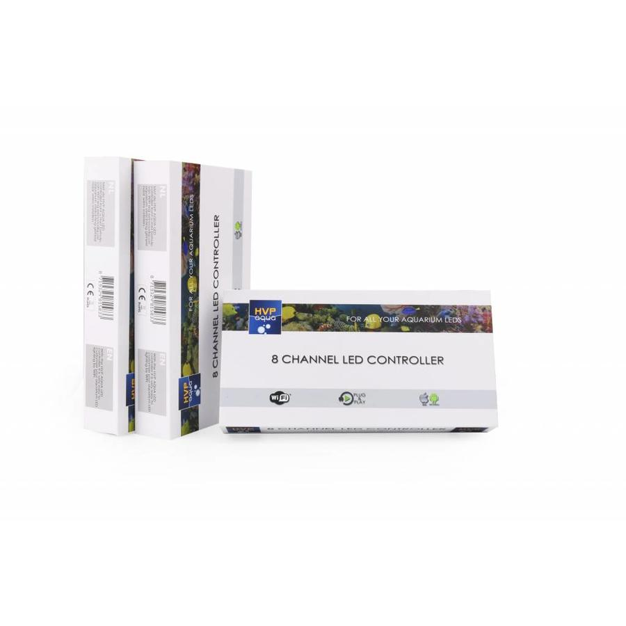 8 Channel LED controller WIFI IOS Android-2