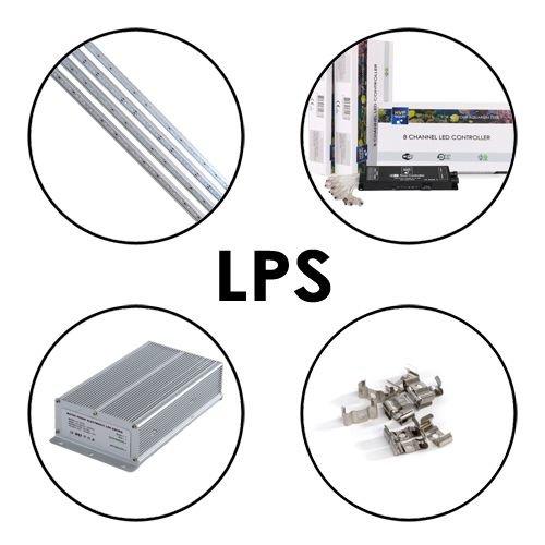 LPS / soft coral LED set