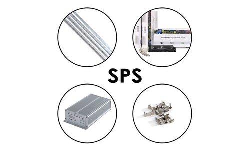 SPS koraal LED set