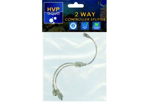 2 way splitter kabel voor controller