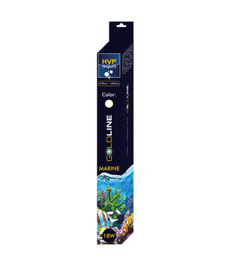 HVP aqua GoldLINE Marine 438MM Wit
