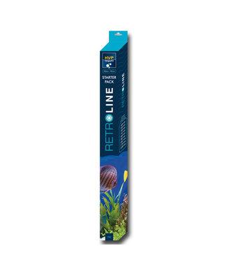 HVP aqua RetroLINE 590MM Starter Pack