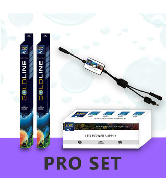 HVP aqua 120CM Aquarium LED set PRO