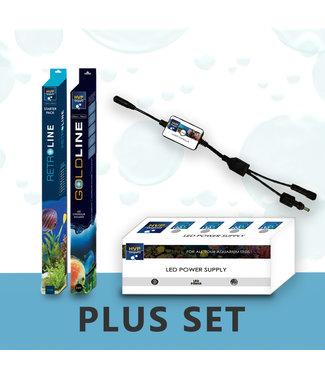 HVP aqua 200CM Aquarium LED set PLUS