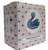 Lapin & Me - Swan Mini Light - Grey Kiss