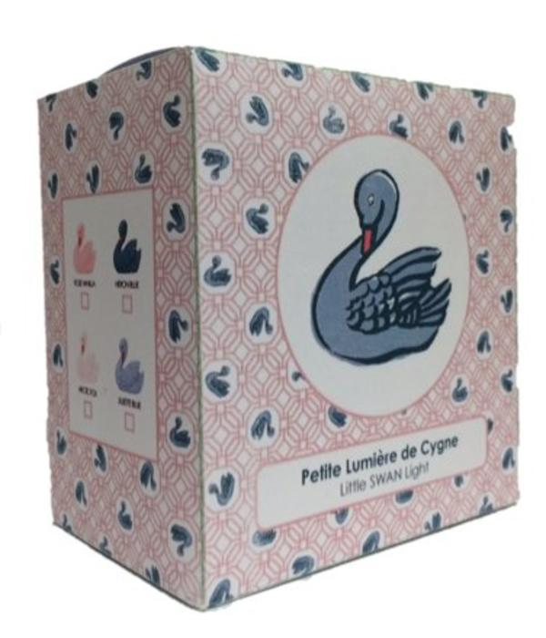 Lapin & Me - Swan Mini Light - Rose Vanilla