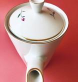 Chodziez Koffiepot en melkkannetje Chodziez  (made in Poland)