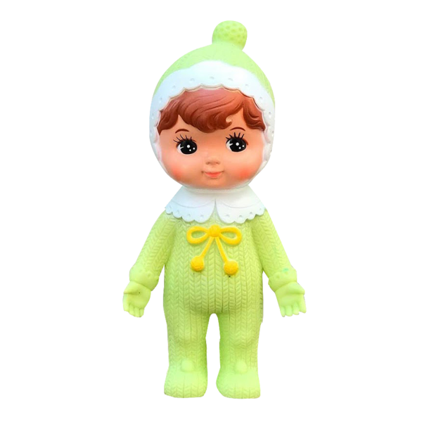 Woodland Doll (matcha green)