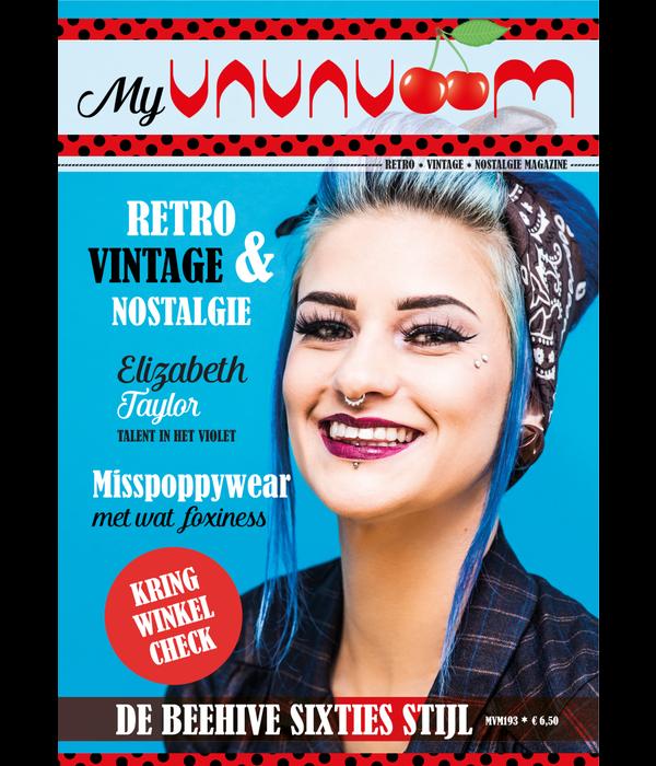 My Vavavoom Magazine (los exemplaar, 2019 nr. 3)