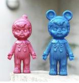 Woodland Doll (roze metallic) limited edition