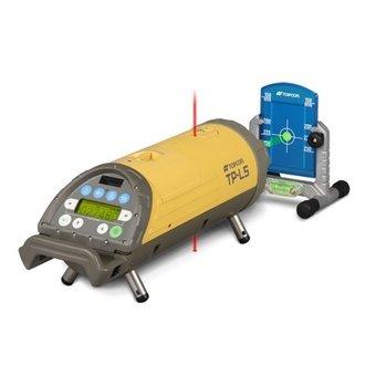 Topcon TP-L5G Rioollaser met automatische uitlijning GROEN