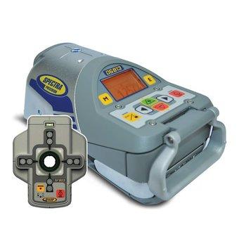 Spectra DG813 rioolaser met automatisch target