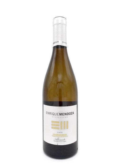 Enrique Mendoza Enrique Mendoza Chardonnay Fermentado 2018