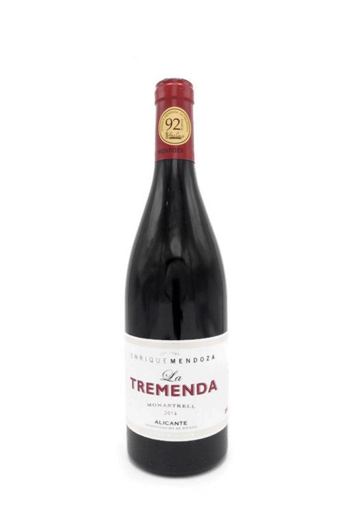Enrique Mendoza La Tremenda 2016