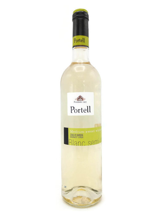 Portell Portell Semi Dolç (medium sweet white)