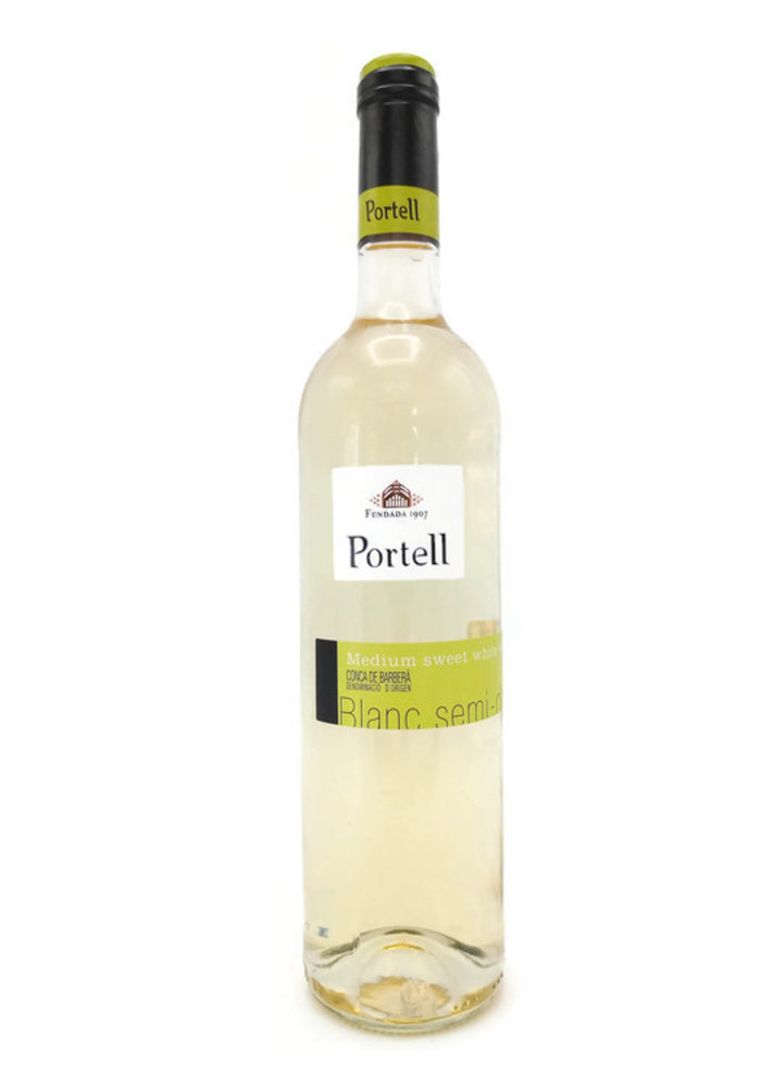 Portell Semi Dolç (medium sweet white)