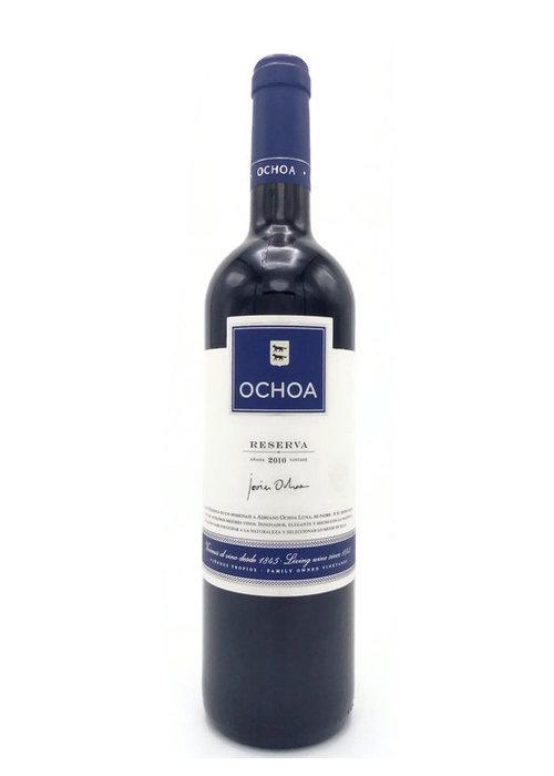 Ochoa Ochoa Reserva 2011 2012