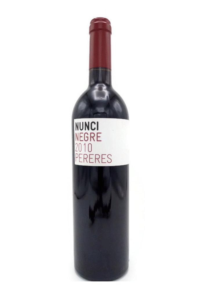 Mas de Les Pereres Nunci Negre 2012 2013