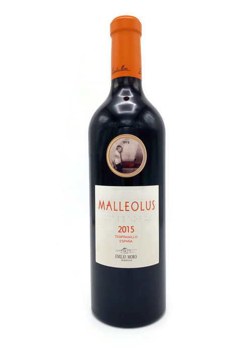 Emilio Moro Emilio Moro Malleolus Tinto Magnum 2015