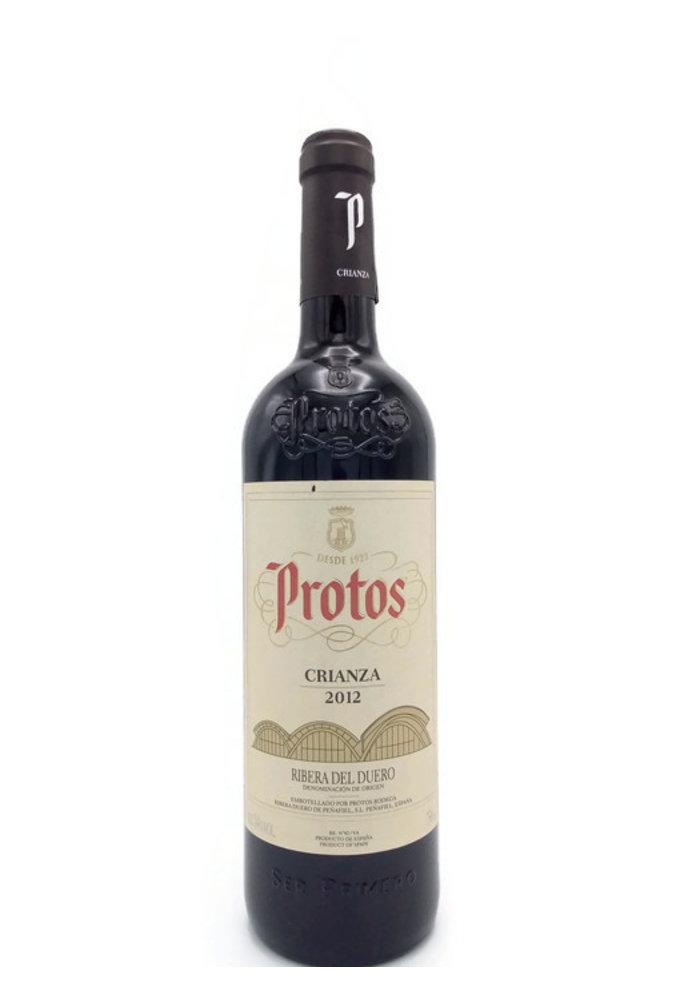 Protos Crianza  2012 2014