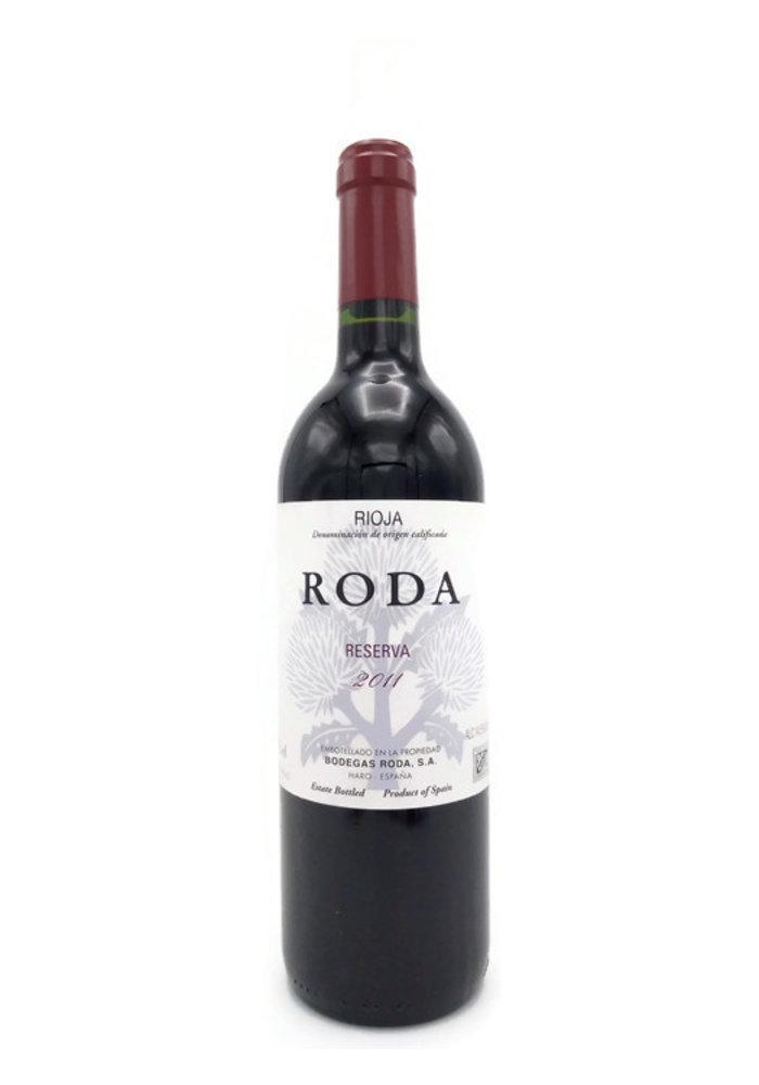 Roda Reserva 2016 2017