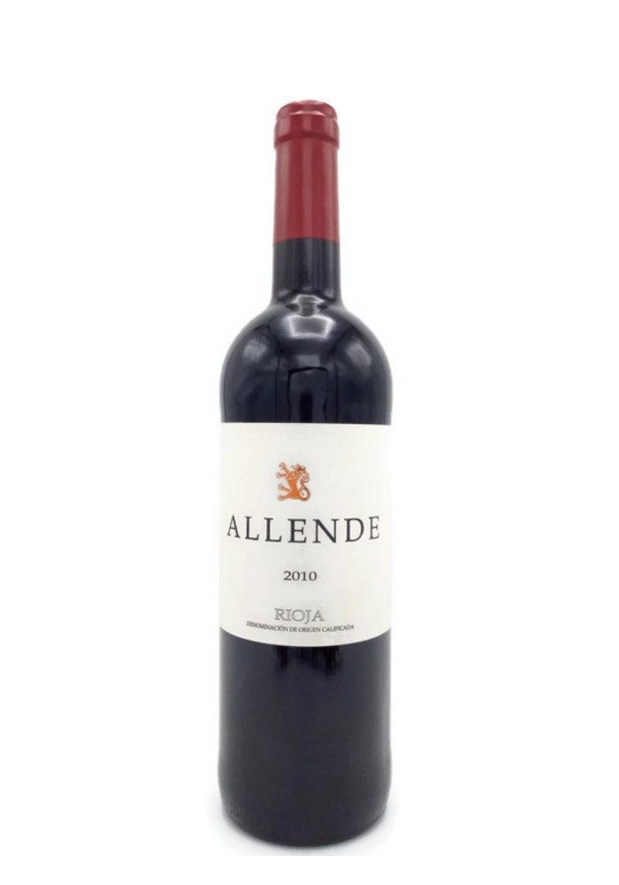 Allende 2010