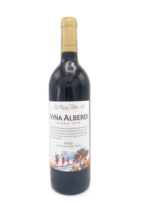 cavasYvinos Rioja Alta Vina Alberdi 2009 2010