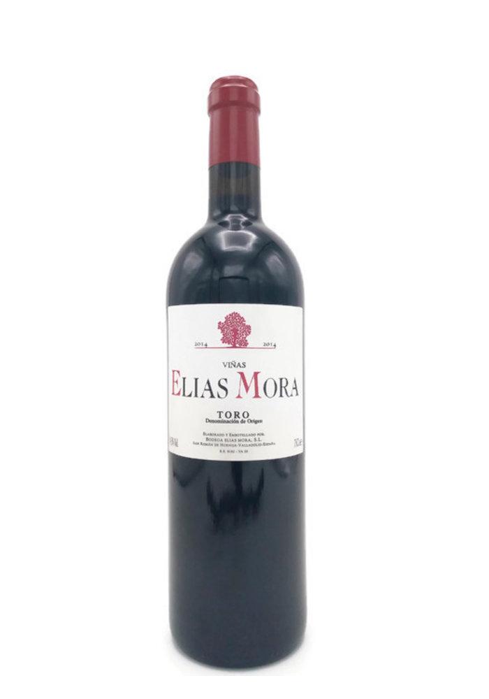 Vinas Elias Mora 2014 2015