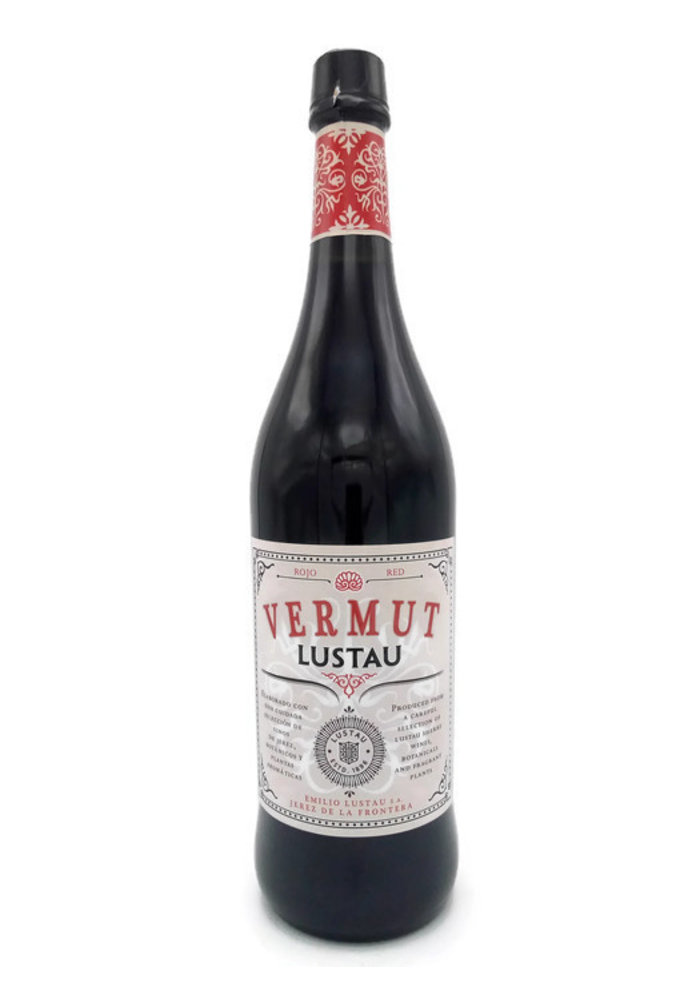 Lustau Vermut Rojo (Rode Vermout)