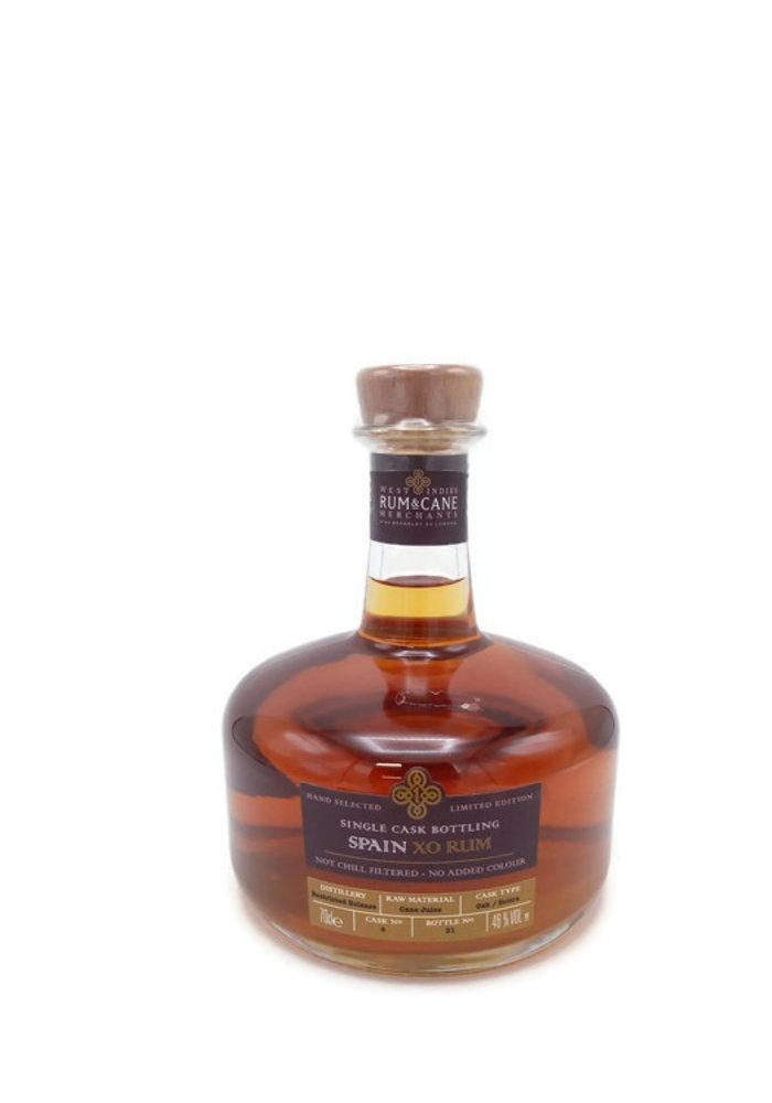 West Indies Rum - Spain Xo