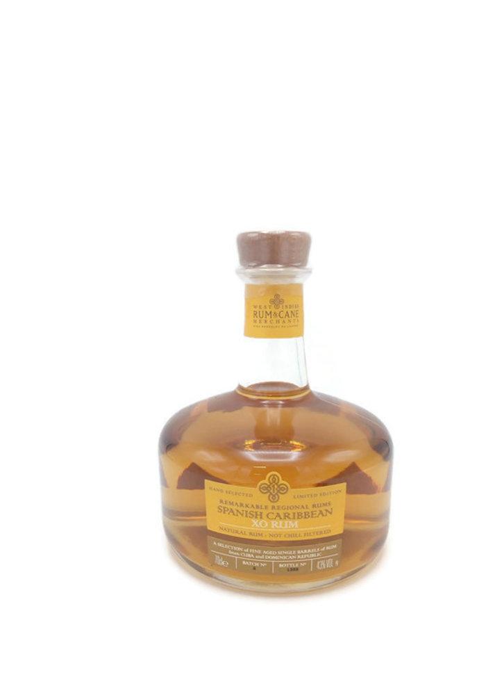 West Indies Rum - Spanish Caribbean Xo