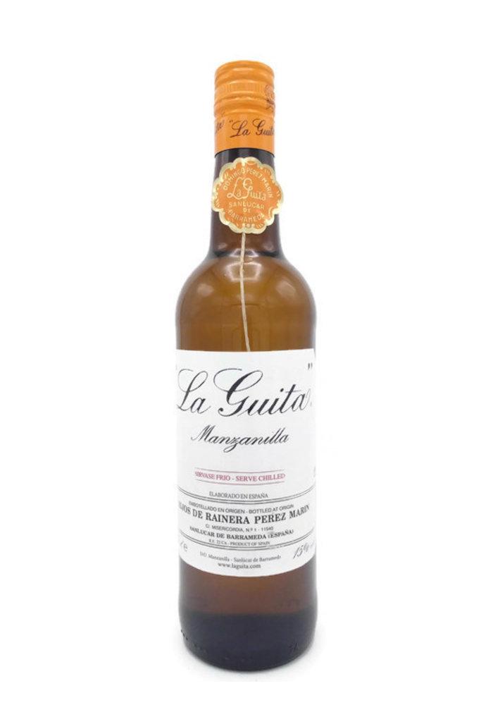 Manzanilla Fino La Guita 15%