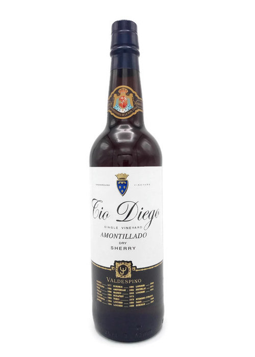 Grupo Estevez - Valdespino Amontillado Tio Diego over 10 years old
