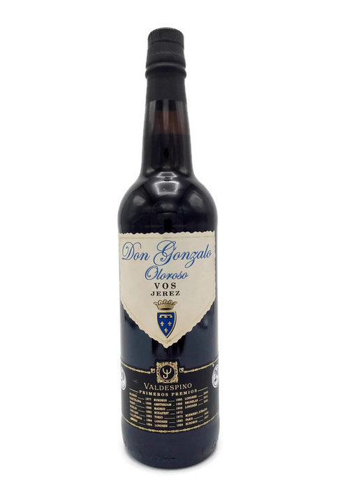 Oloroso don Gonzalo VOS 20 years