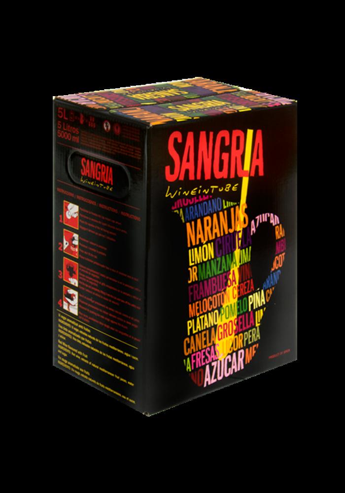 Sangria Bag In Box (5L) Sac 11° wit