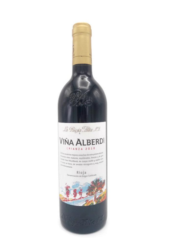 Rioja Alta Vina Alberdi 2009 10